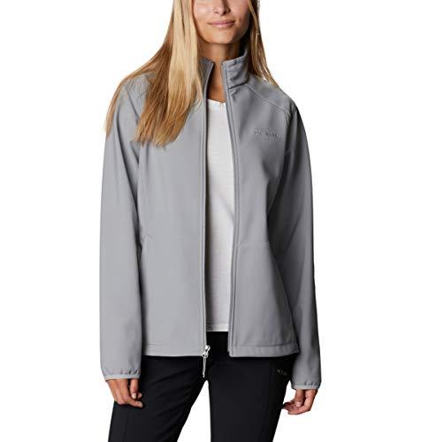 columbia softshell jacket