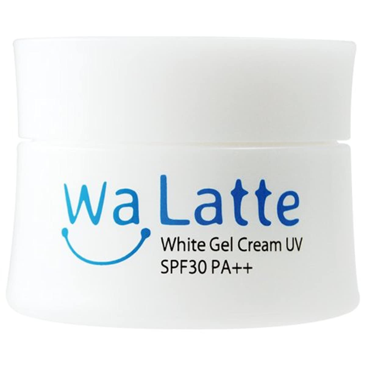 噴出する売上高納屋(ワラッテ) WaLatte ホワイトジェルクリームUV 50g