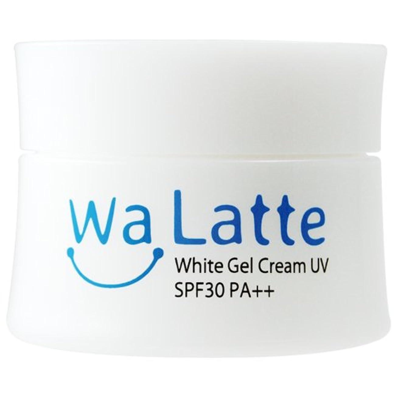 なんとなくイディオムトランペット(ワラッテ) WaLatte ホワイトジェルクリームUV 50g