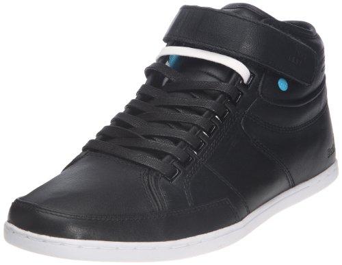 BOXFRESH SWICH LEATHER, Herren Sneaker , Schwarz (BLACK) EU 41