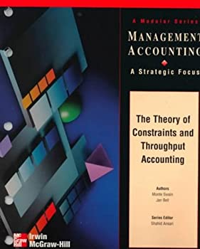 The Theory of Constraints and Throughput Accounting 0070275890 Book Cover