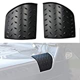 MOEBULB Cowl Armor Cover Side Body Cowling Armor Corner Guard Compatible for 1997-2006 Jeep Wrangler TJ