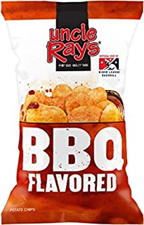Uncle Ray's BBQ Potato Chips - 3 oz. Bag - 12 Pack