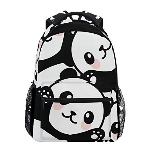 ATTX Panda Backpack for Girls for School Backpacks