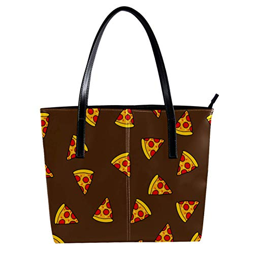 LORVIES - Cortador de pizza italiana con tomate y salami bandolera de...