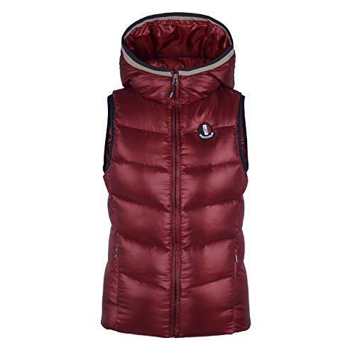 Kingsland Tilley Daunen-Thermoweste für Damen red dah HW 18/19, Kin18_19_Gr.:M