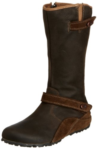 Merrell - Haven Autumn WTPF - Botte & Bottine - Femme - Marron (Mocha) - 38 EU