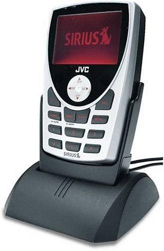 JVC KT-SR2000 Plug 'n' Play Sirius Satellite Radio Receiver