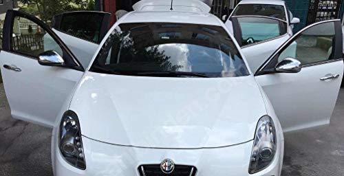 Calotte Specchi Cromate Lucide Originali Alfa Romeo Giulietta
