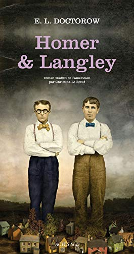 Homer & langley (Lettres anglo-américaines)