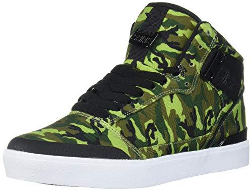 Osiris Men's Cultur Skate Shoe, Brigade/Green, 13 M US