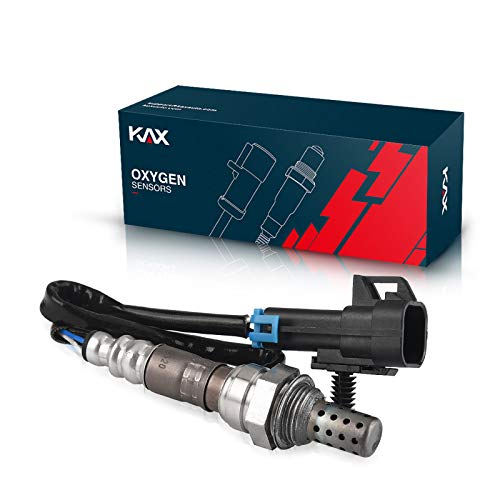 KAX Oxygen Sensor 250-24018 fit for Silverado 1500 Tahoe K1500 Sierra 1500 Impala C1500 Suburban 1500 Avalanche 1500 O2 Sensor Replacement