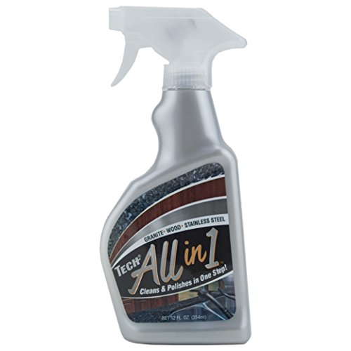 Tech All in 1 Cleaner & Polish - 12 oz