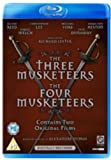 Three The Four Musketeers [Blu-Ray] [Import]