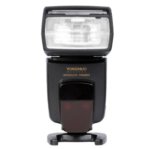 Yongnuo i-TTL Blitzgerät YN-568EX YN568EX für Nikon D7000 D5200 D5100 D5000 D700 D300s D90 D80s etc LF243