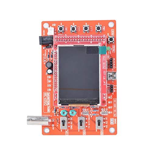 Circuito Simple, confiable y económico + Kit de osciloscopio Digital de sonda B1 Transmisión infrarroja para sincronización de Video