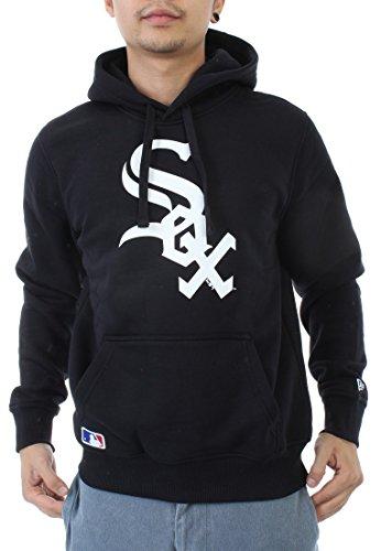 New era Chicago White Sox Hoody Black/White - M