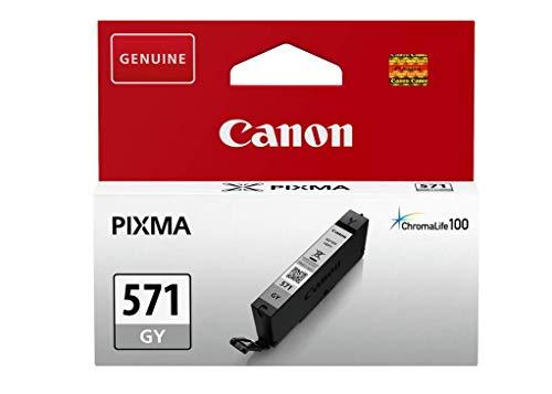 Canon CLI-571 Cartouche GY Gris (Emballage carton)