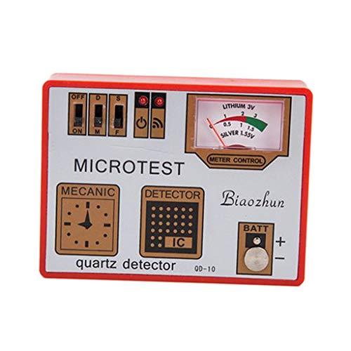 Colcolo 3 in 1 Quarzdetektor Batterietester Entmagnetisierer Maschinenuhr Timing