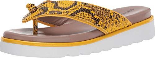 Donald J Pliner Womens Leaane Open Toe Casual T-Strap Sandals