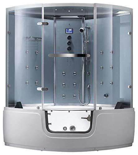 2020 Madison Computerized Steam Shower Sauna