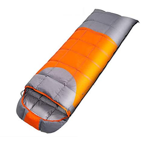 VIVIANE Duvet Quilt Duvet Quilt,Sleeping Bag Outdoor Adult Travel Winter Outdoor Minus 10 Degrees 20 Degrees Camping Thickened Cold Duck Down Sleeping Bag, 21080cm, Sleeping Bags for Adults