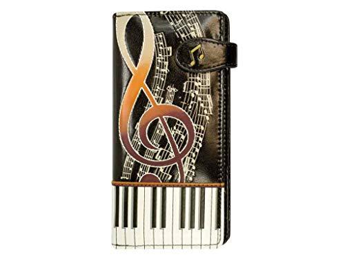 Langbörse Keyboard - bb-Klostermann 50001 - Geldbeutel Geldbörse