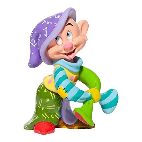 """Disney Britto, Figura del Enanito Mudito de """"Blancanieves"""", Enesco"""