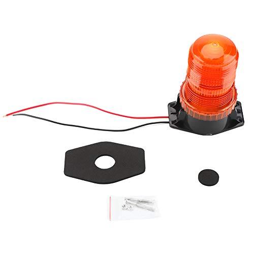 10-110 V 30 LED lampeggiante Lampadina girevole Strobe Avvertenza luminosa 30 LED ad alta luminosità