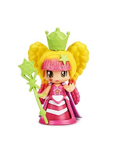 Pinypon - Queen Figura Luz Vestido Rosa (Famosa 700015577)