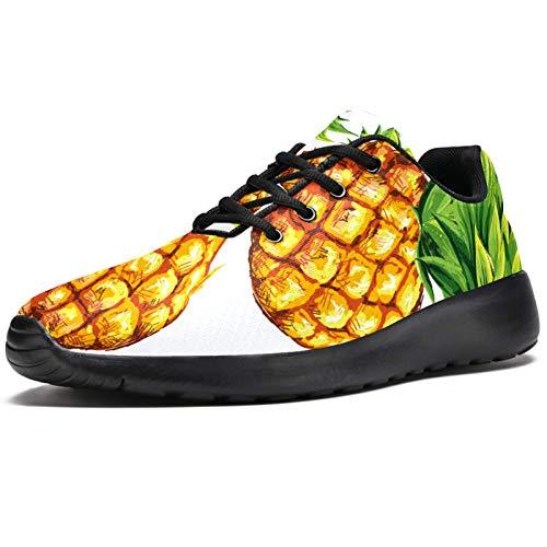 Zapatillas deportivas para correr para mujer, diseño de mariposa, de malla, transpirables, para caminar, senderismo, tenis, color, talla 36.5 EU