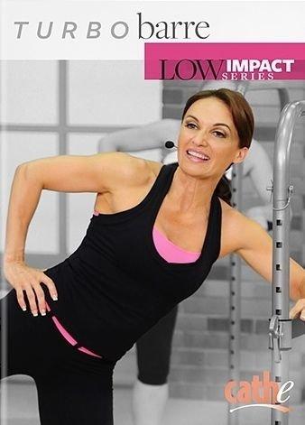 Cathe Friedrich Low Impact Series Turbo Barre DVD - Region 0 Worldwide