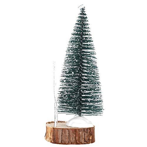 DAUERHAFT Iron+Wood Santa Claus Decor for Family forInterior Decoration