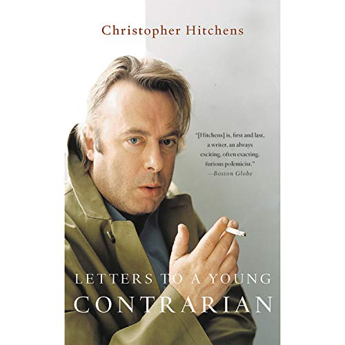 Letters to a Young Contrarian Audiobook By Christopher Hitchens cover art
