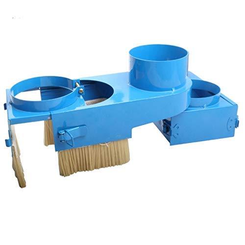 Bürstenfilter Push-Pull Praktische CNC Router Graviermaschine Spindel Motor Staub Haube Reiniger Sammlung Nylonbürste