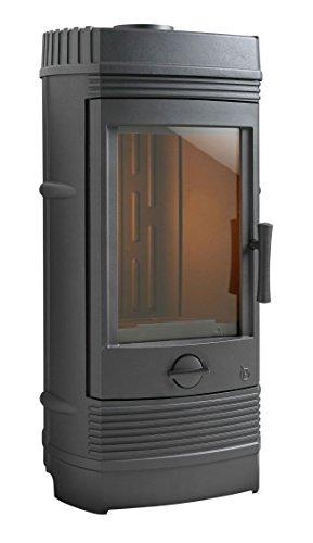 Invicta Gomont 12kW estufa de hierro fundido de leña