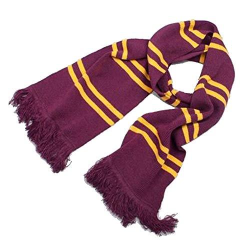 Harry Potter College Schal, Nadelstreifenverdickung