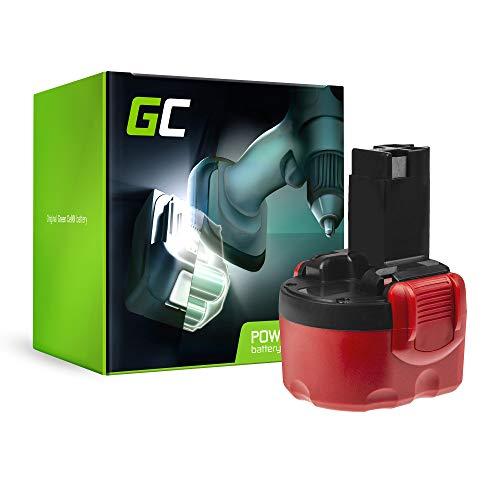 GC (2Ah 9.6V Ni-MH celdas) Batería para Bosch IASR 9,6-12V de Herramienta Eléctrica