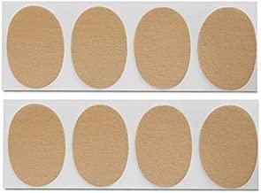 Oval Moleskin Value Pack (8 Moleskins) - Peel'n Stick Oval Shaped Moleskins