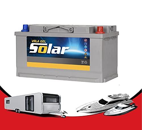 85AH VRLA Gel Ocio Batería Fotovoltaica Solar Bombeo Marino y Multifit