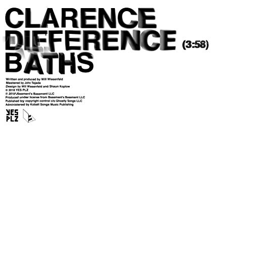Cover of Clarence Difference