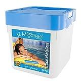 Miganeo® Ph Minus Senker Granulat Wasser-Pflege Wert für Pool Schwimmbad Teich gegen Algen (7,5 Kg)