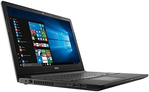 Dell Inspiron 15.6-inch HD Laptop PC, Intel Core i3-7130U 2.7GHz Processor, 8GB DDR4, 128GB SSD, Stereo Speakers, WiFi, Bluetooth, MaxxAudio, HDMI, No DVD, Intel HD Graphics 620, Windows 10 (Renewed) WeeklyReviewer