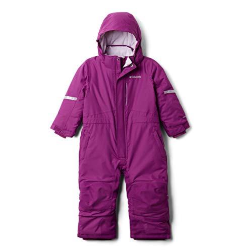 Columbia Buga II Suit Chaqueta aislada, ciruela, 3 años para Bebés