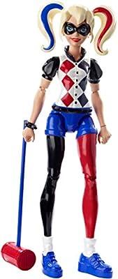 "DC Super Hero Girls Harley Quinn 6"" Action Figure"