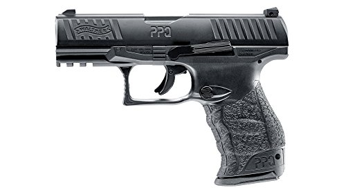 T4E New Walther PPQ M2 (GEN2) The Most Realistic.43cal CO2 Semi Auto Blow Back Paintball Pistol BLK