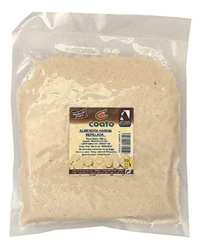 Harina de almendra | Keto | 500g envasada al vacío | origen España producción propia