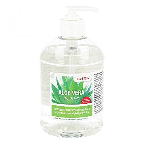 Dr. STORZ Aloe Vera 97.5% Gel, 500 ml Gel