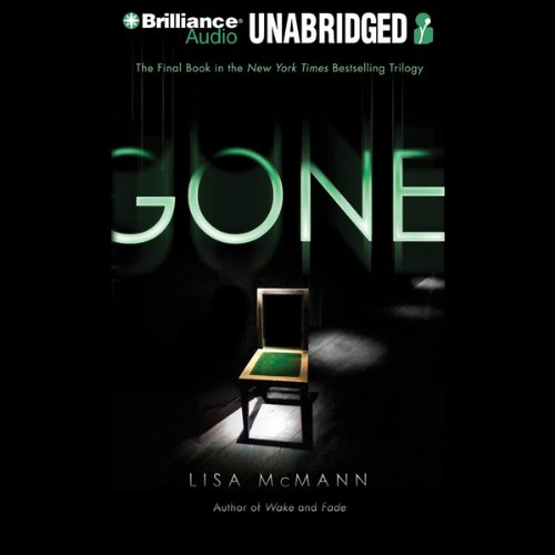 Gone audiobook cover art