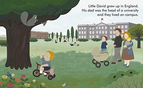 David Attenborough: My First David Attenborough (34) (Little People, BIG DREAMS)